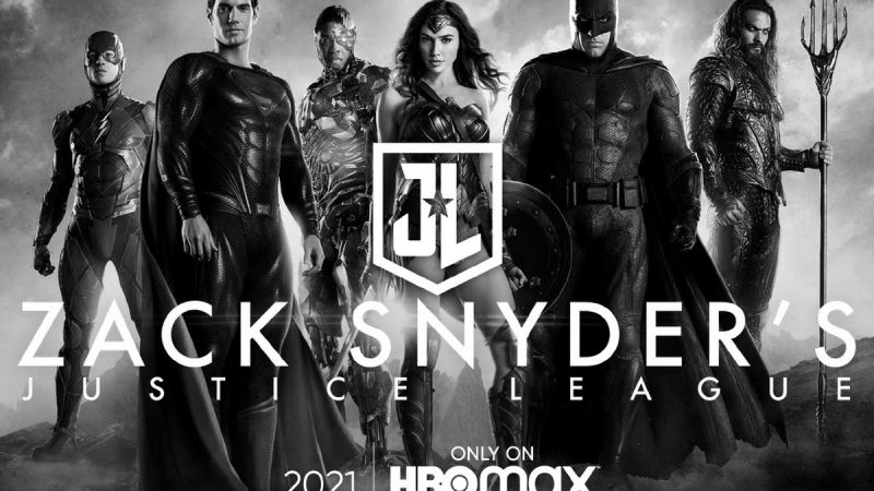 บทรีวิว Zack Snyder's Justice League