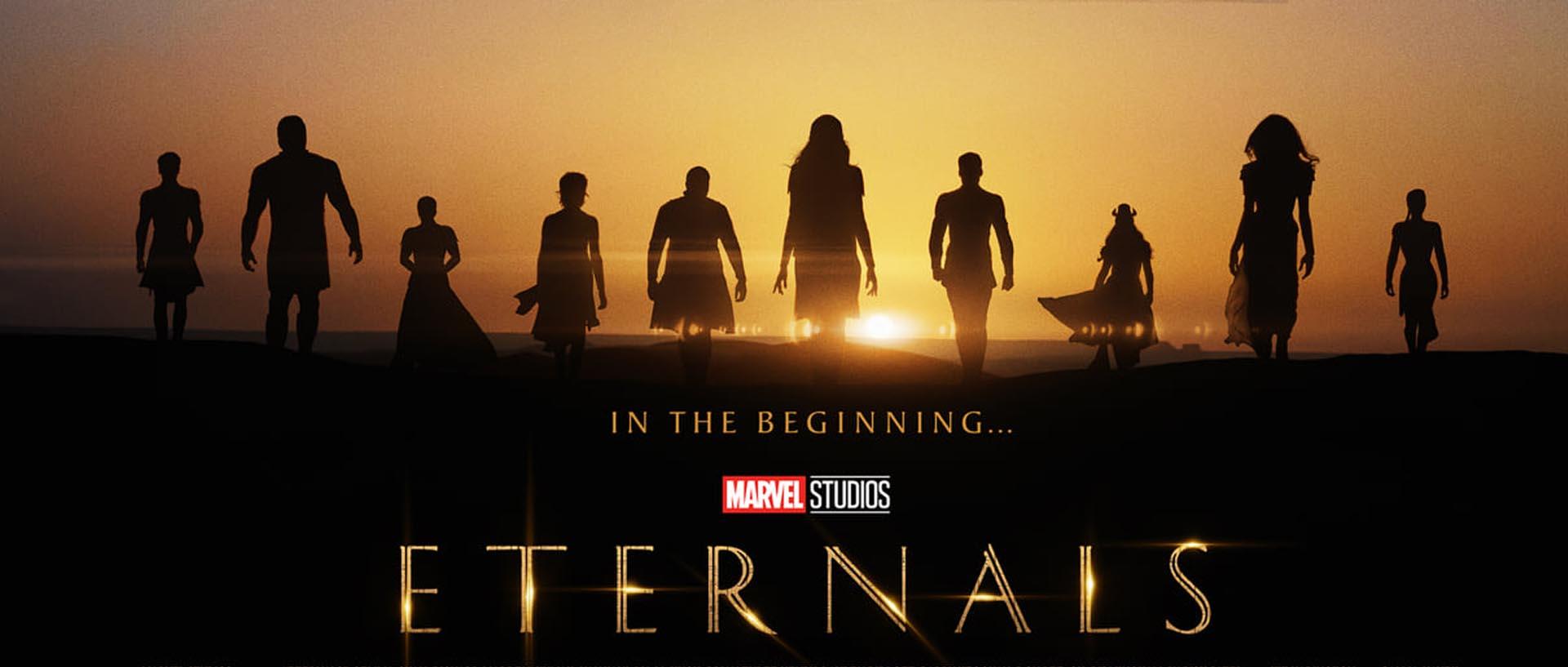The Eternals ปล่อยทีเซอร์ตัวแรก พร้อมเผยให้เห็นตัวละครหลัก