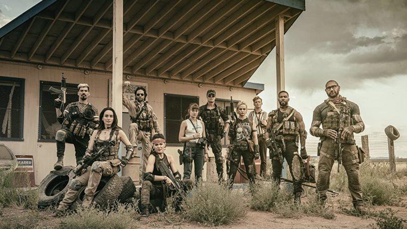 Army of the Dead เปิดให้รับชมแล้ววันนี้ที่ Netflix