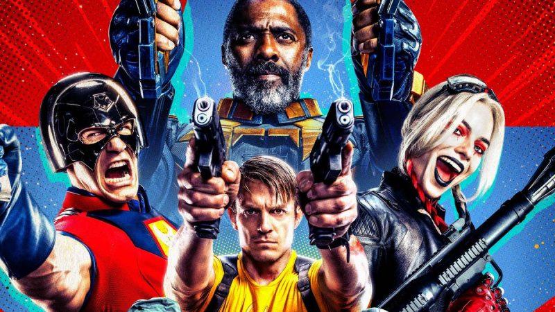 The Rain Trailer the Suicide Squad