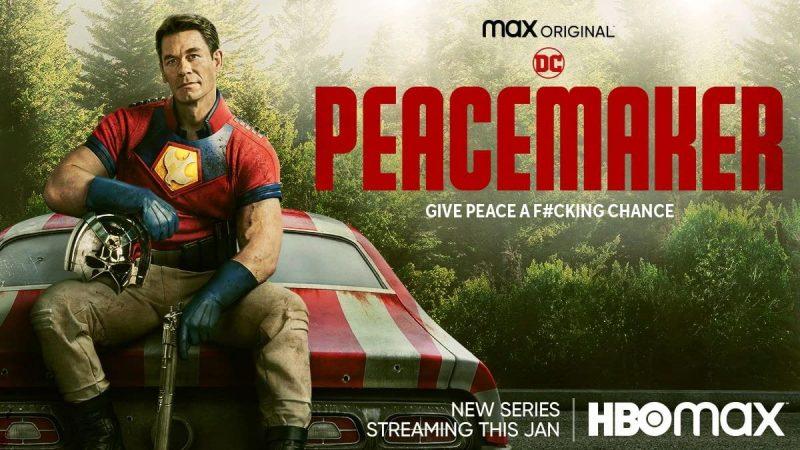 HBO Max ปล่อยตัวอย่างแรกซีรีย์ Peacemaker พร้อมวันเข้าฉาย